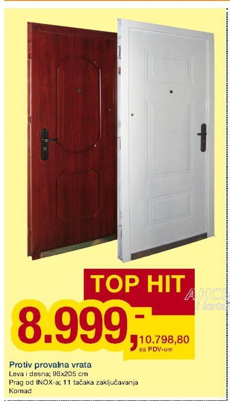 Protiv Provalna Vrata