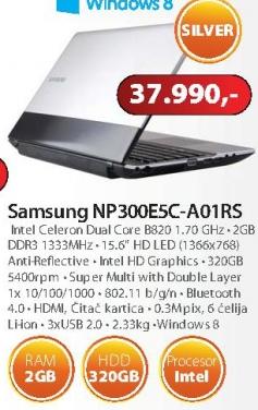 Laptop NP300E5C-A01RS