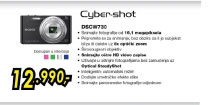 Digitalni fotoaparat Cyber-shot DSC-W730B