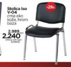 Stolica Iso V-04