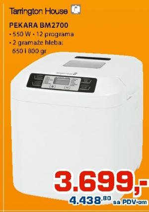 PEKARA BM2700