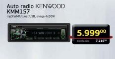 Auto radio KMM157