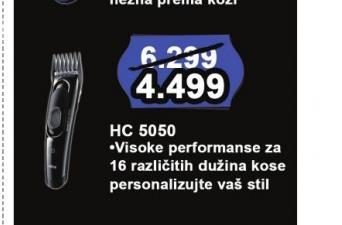 TRIMER HC5050