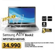 Notebook NP275E5V-K01HS