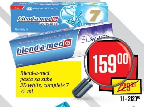 Pasta za zube Complete 7