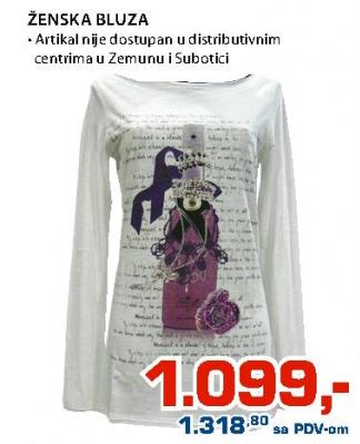 Ženska bluza