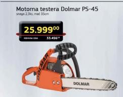 Motorna testera Dolmar PS-45