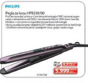 Pegla za kosu HP8339/00