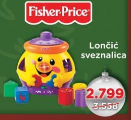 Lončić sveznalica Fisher-Price