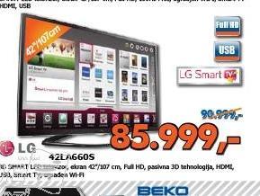 Televizor LED 42LA660S