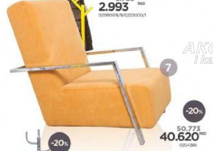 Fotelja Inverse