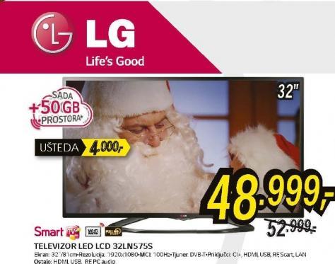 Televizor LED 32LN575S