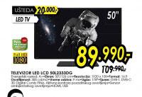 Televizor LED LCD 50L2333DG