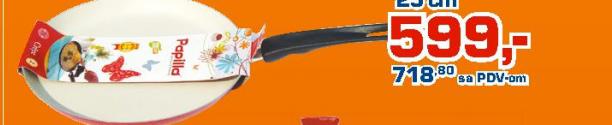 Tiganj za palačinke 25cm