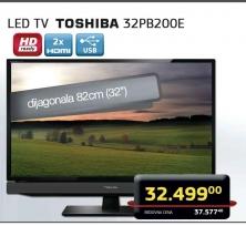 Televizor LED 32Pb200E