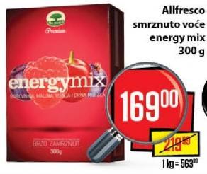 Smrznuti energy mix