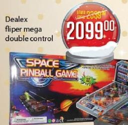 Fliper mega double control