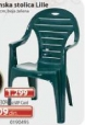 Baštenska stolica Lille