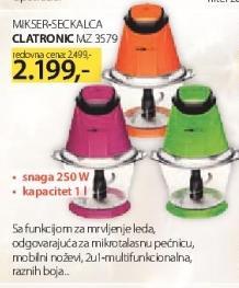 Mini seckalica MZ3579