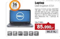 Laptop Inspiron 5721