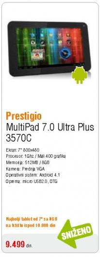 Multipad Pmp3570C