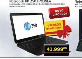 Laptop 250 F7X39