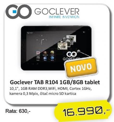 Tablet Tab R104