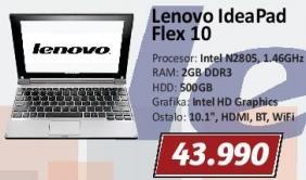 Laptop IdeaPad Flex 10