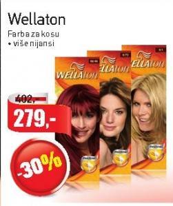 Farba za kosu Wellaton