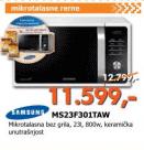 Mikrotalasna rerna MS23F301TAW