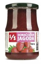 20% niža cena na domaći džem od jagoda