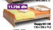 Krevet Kr120 Happy