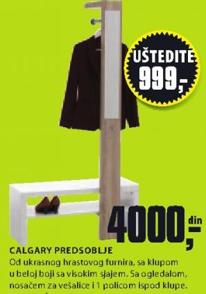 Predsoblje Calgary