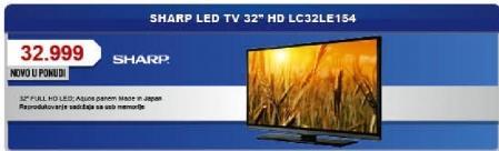 Televizor LED HD LC32LE164