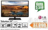 LED televizor 32LN536