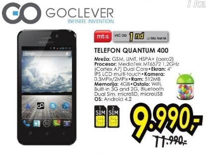 Mobilni telefon Quantum 400
