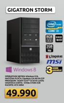 Desktop računar Gigatron Storm