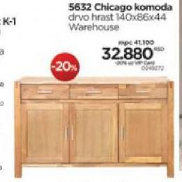 Komoda Chicago 5632