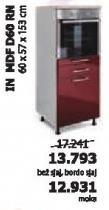 Kuhinjski element In Mdf D60 Rn