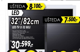 LED TV D 32 Beli