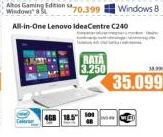 Desktop Računar IdeaCentre C240