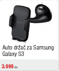 Auto držač za Samsung Galaxy S3