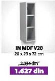 Kuhinjski element IN MDF V20