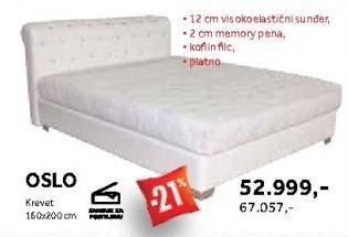 Krevet Oslo