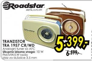 Tranzistor TRA 1957