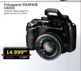 Fotoaparat S4000