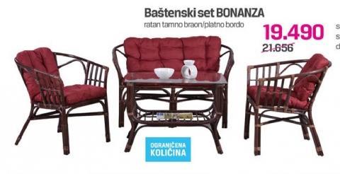 Baštenski set Bonanza