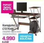 Kompjuter sto CT27048, dečija soba