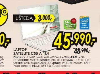 Laptop Satellite C55-A-1L4