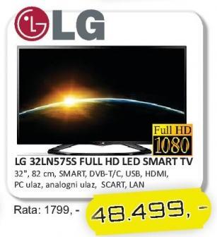 """Televizor LED 32"""" 32LN575S"""